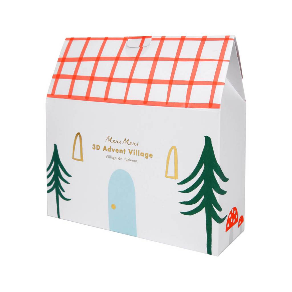 Meri Meri Village Advent Calendar