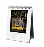 Rifle Paper Co. 2018 Bon Voyage Desk Calendar