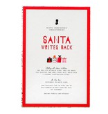 Mr. Boddingtons Studio Santa Writes Back Letter Sheets