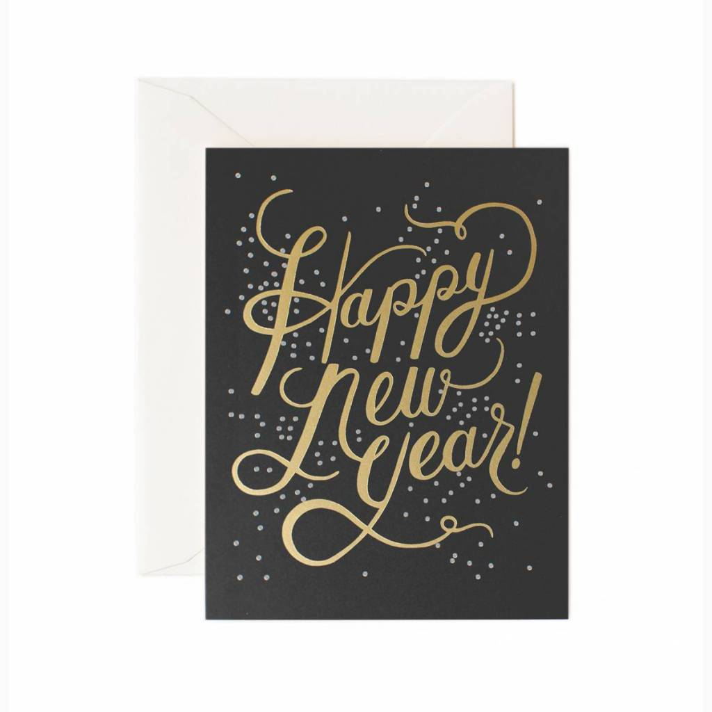 Rifle Paper Co. 2018 New Year Boxed Set