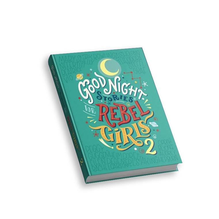 Timbuktu Labs Good Night Stories for Rebel Girls Box Set (Volume 1 + 2)