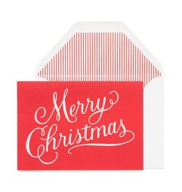 Sugar Paper Merry Christmas Set of 6