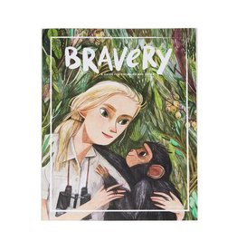 Bravery Magazine Bravery Magazine Issue 1: Jane Goodall