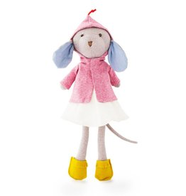 Hazel Village Hazel Village Catalina Mouse in Clover Pink Jacket