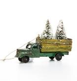 Cody Foster Farm Truck Tree Ornament