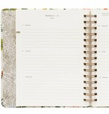 Rifle Paper Co. Rifle Paper Co. 2018 Herb Garden 17-Month Covered Agenda