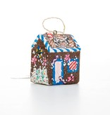 Cody Foster Gingerbread Cottage Ornament (Assorted Designs)