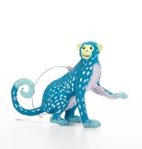 Cody Foster Curious Monkey Ornament (Assorted Colors)