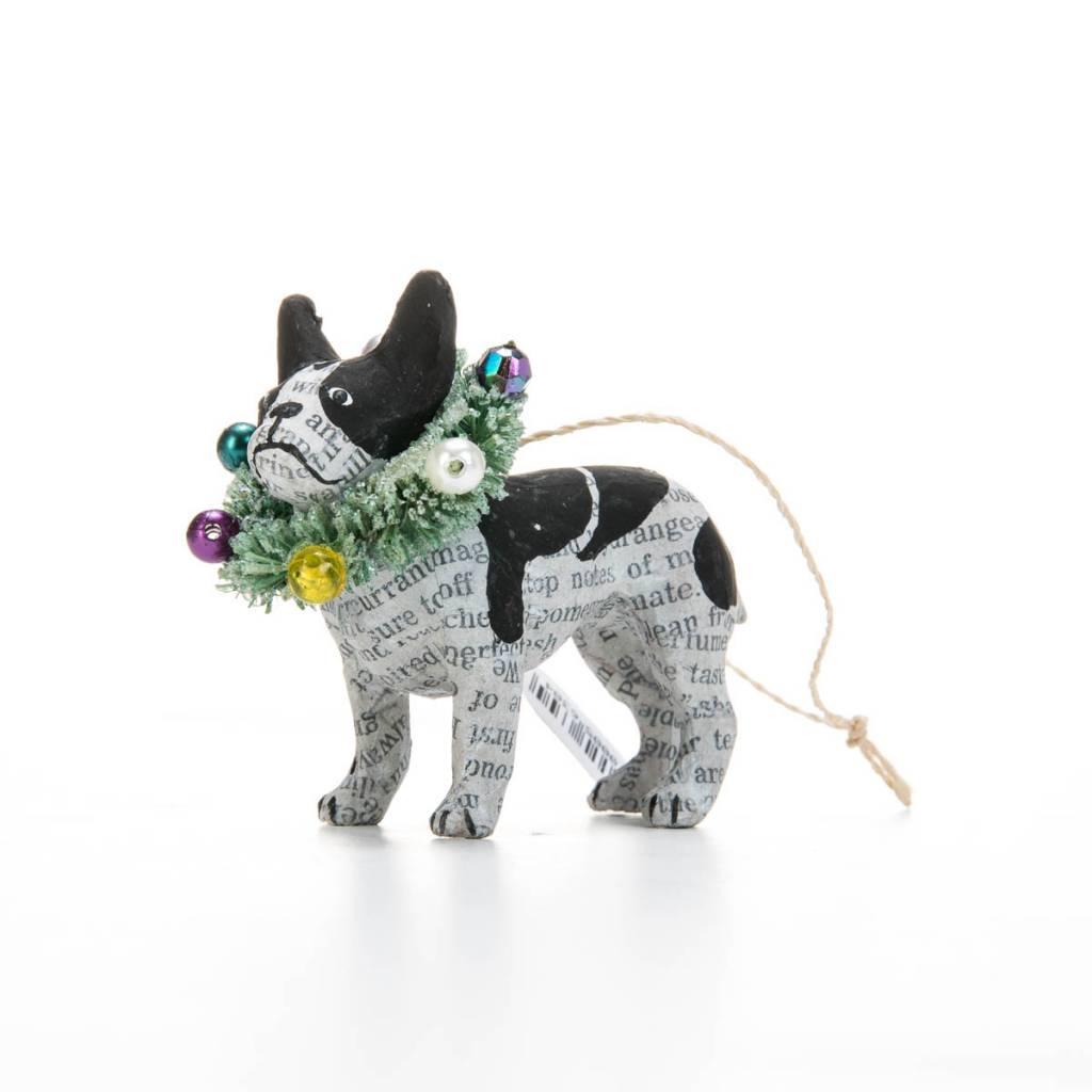 Cody Foster French Bulldog Ornament