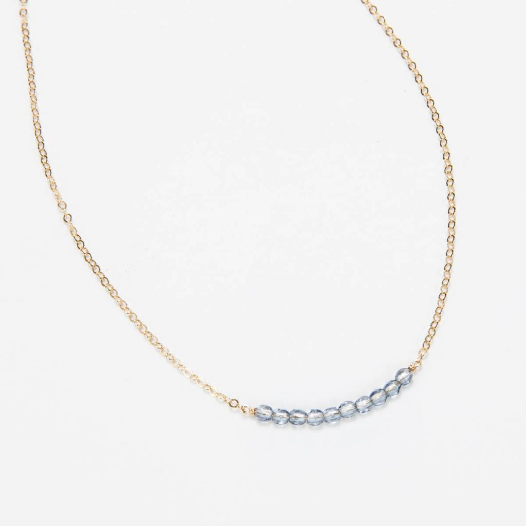 Elephantine Wholesale ELEJE - Sea You and Me Necklace