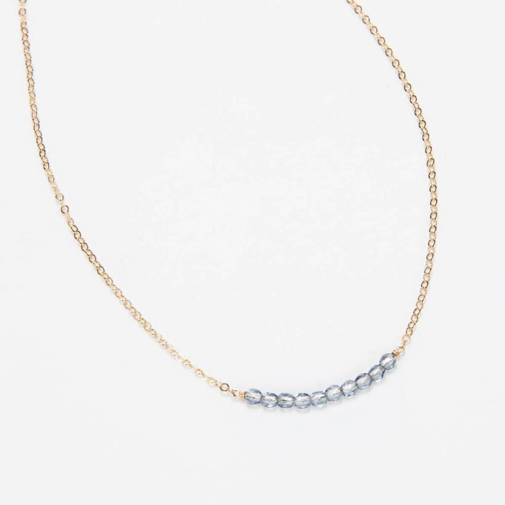 Elephantine Wholesale Sea You and Me Necklace