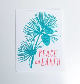 banquet atelier and workshop Peace On Earth Pine