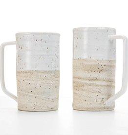 Campfire Studio Marbled Sandstone Mug