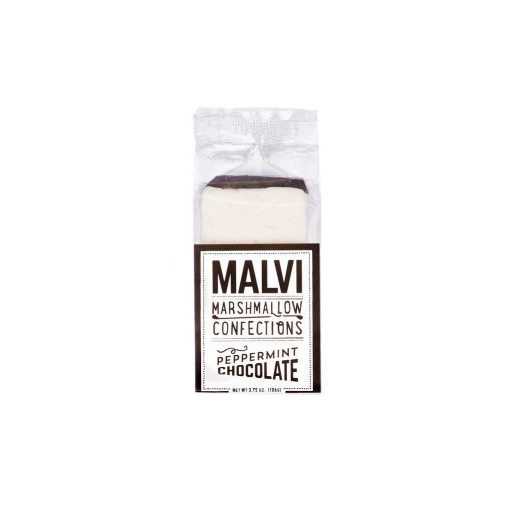 Malvi Peppermint Chocolate Marshmallow Cookies