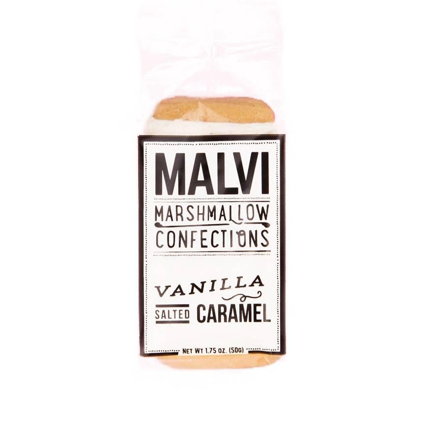 Malvi Vanilla Caramel Marshmallow Cookies