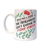 Emily McDowell Patriarchy Refill Mug