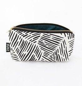 Zana Lines Makeup Pouch