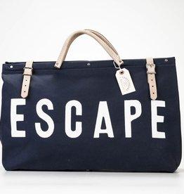 forestbound FO BA - Navy ESCAPE Canvas Bag