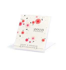 Snow and Graham 2018 Snow & Graham Desk Calendar