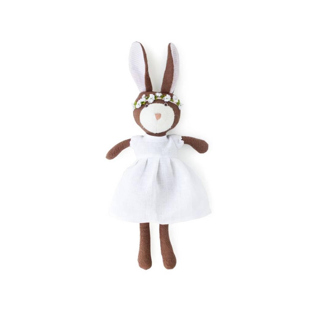 Hazel Village HVTO - Zoe Rabbit in Spring Dress Outfit