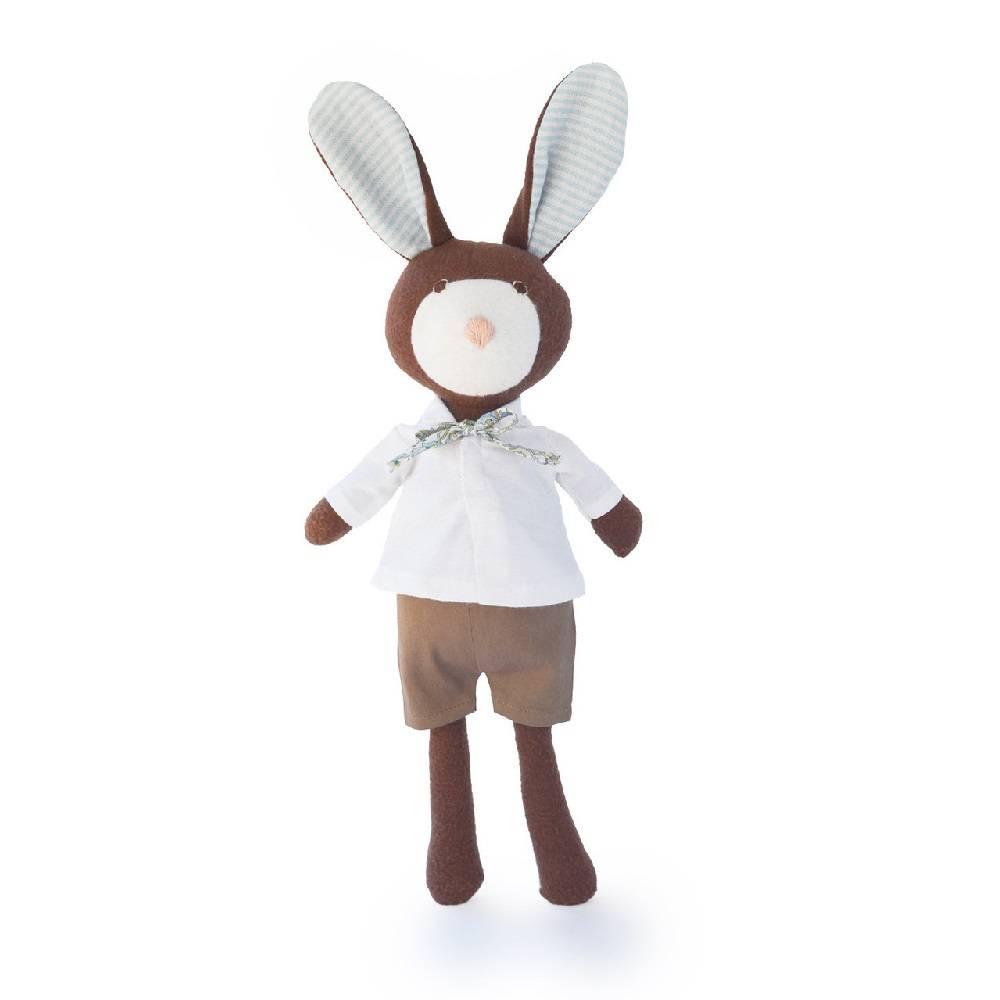 Hazel Village HVTO - Lucas Rabbit in Liberty Bow Tie Outfit