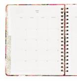 Rifle Paper Co. 2019 Bouquet Spiral 17-Month Agenda