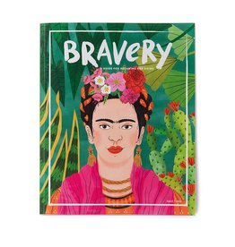 Bravery Magazine Bravery Magazine Issue Three: Frida Kahlo