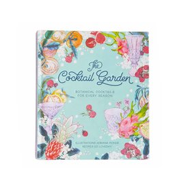 Chronicle Books The Cocktail Garden: Botanical Cocktails for Every Season