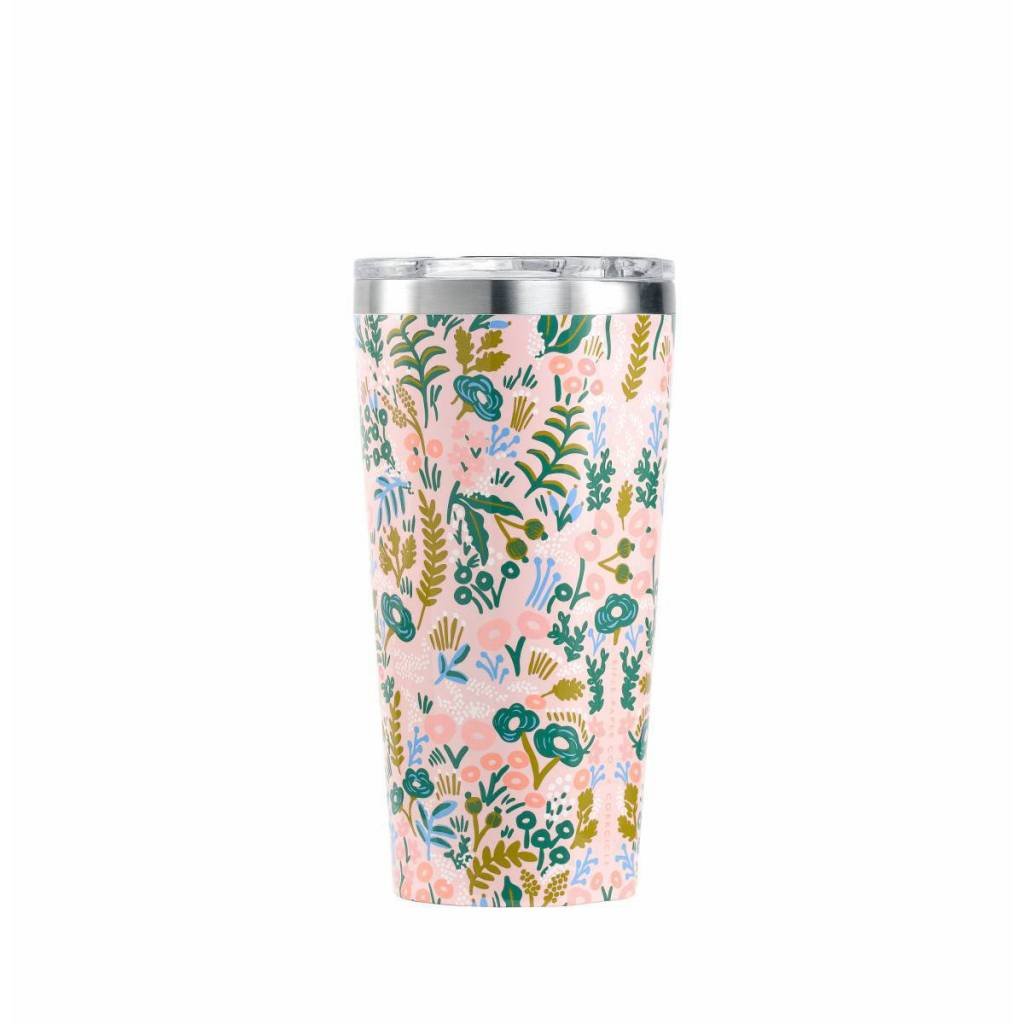 Corkcicle PRE-ORDER NOW! Rifle Paper Co. x Corkcicle Tapestry Tumbler
