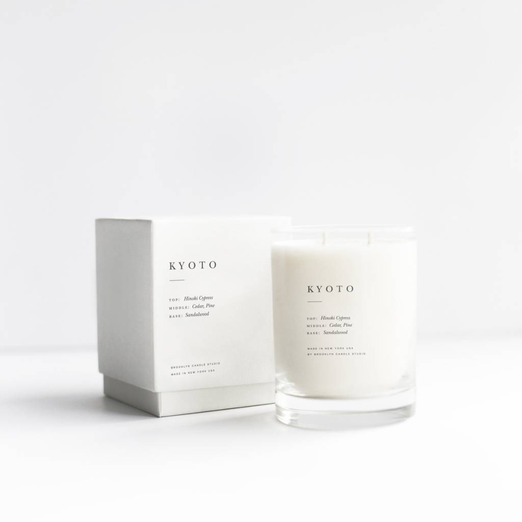 Brooklyn Candle Studio Kyoto Escapist Collection Candle