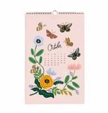 Rifle Paper Co. RPCAWA - 2019 Wildwood Wall Calendar