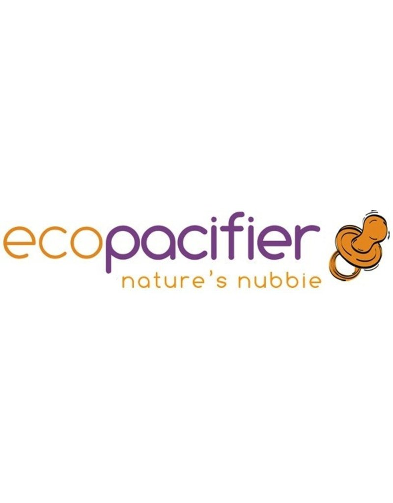 Eco Piggy Natural Rubber Eco Pacifier