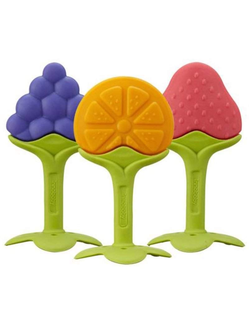 EZ Grip Massaging Fruit Teether
