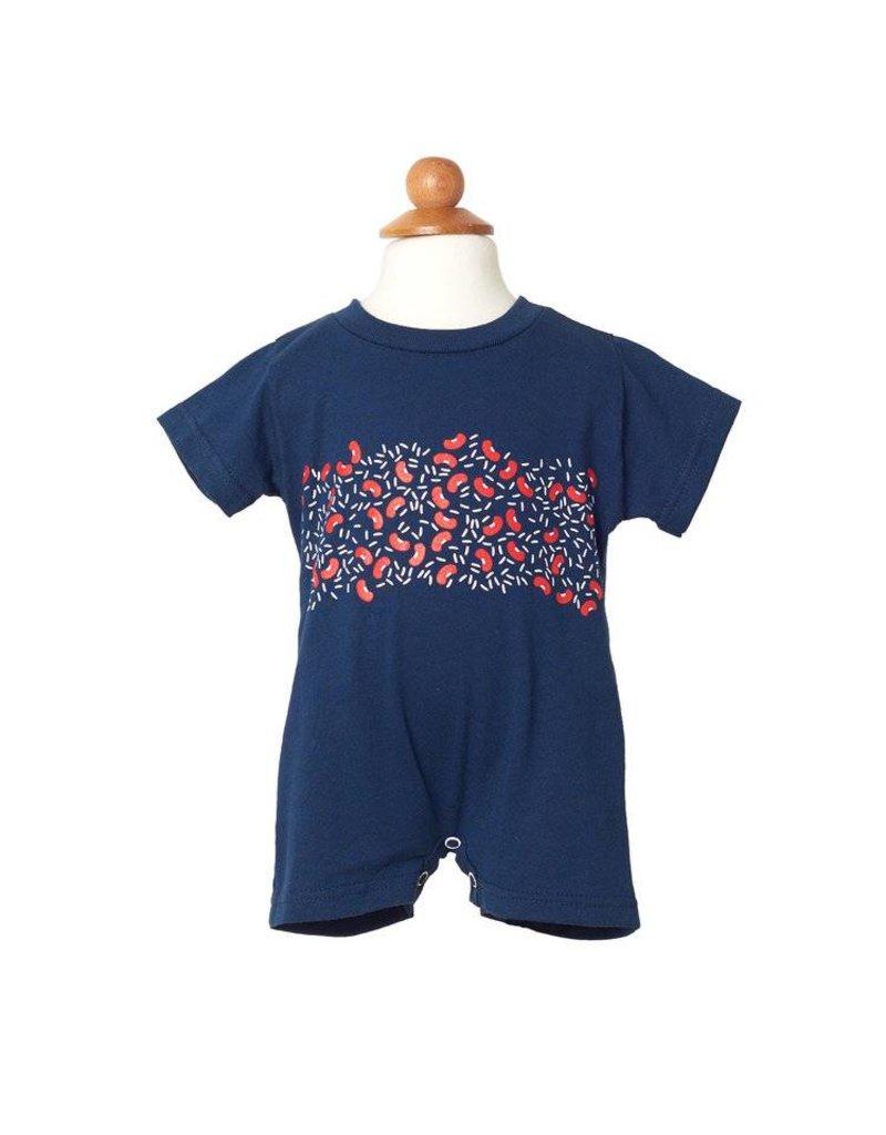 Bon Temps Boutique Red Beans Onesie, Romper or T-Shirt
