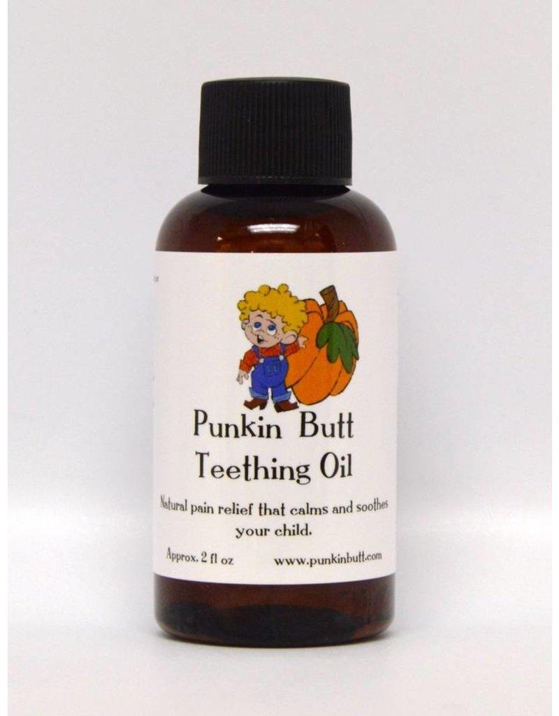 Punkin Butt Teething Oil 2 oz