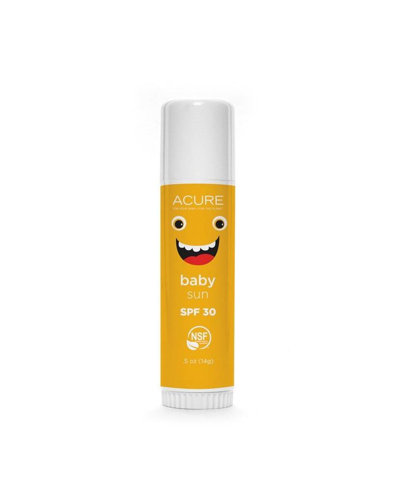 ACURE Baby Sun Stick SPF 30