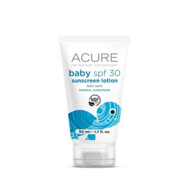 ACURE Baby Sunscreen Lotion SPF 30