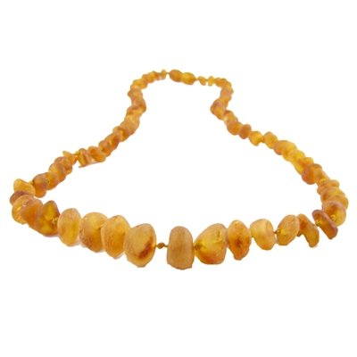 The Amber Monkey Adult Amber Necklace
