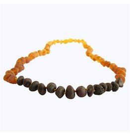 The Amber Monkey The Amber Monkey Adult Amber Necklace