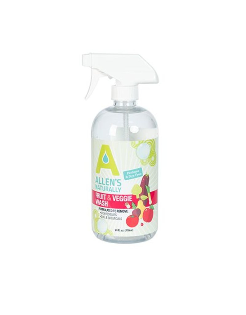 Allen's Naturally Fruit & Veggie Wash