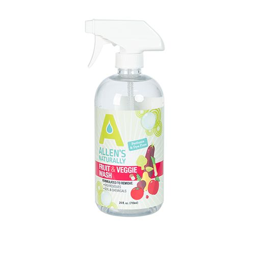 Allen's Naturally Allen's Naturally Fruit & Veggie Wash