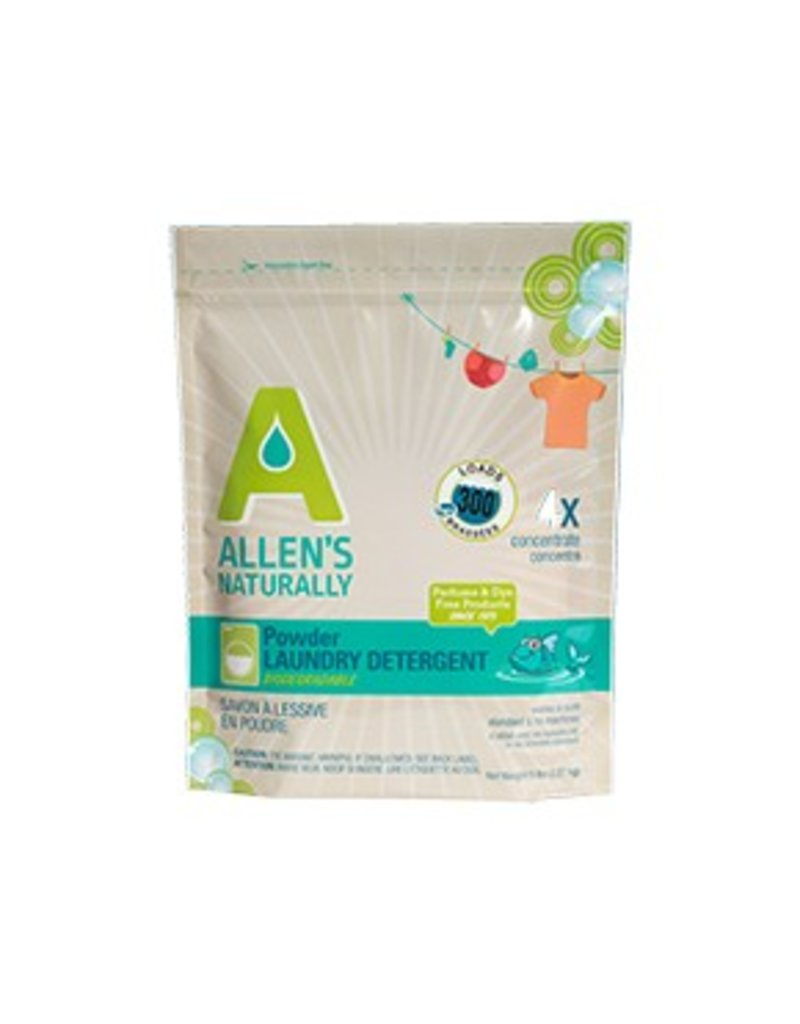 Allen's Naturally Powder Laundry Detergent