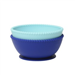Chewbeads Silicone Bowls (set of 2)