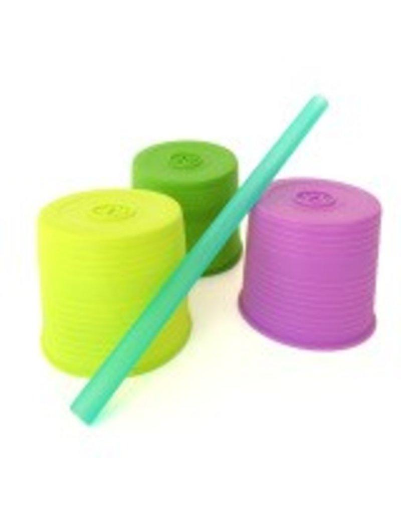 Silikids Universal Straw Top & Straw