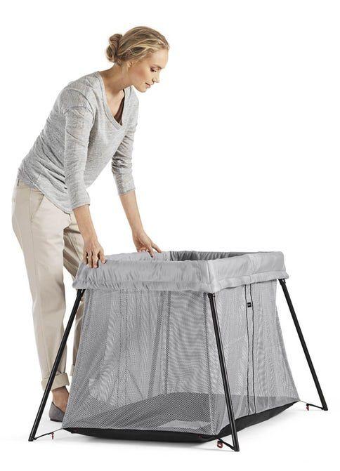 BabyBjorn BabyBjorn Travel Crib Light