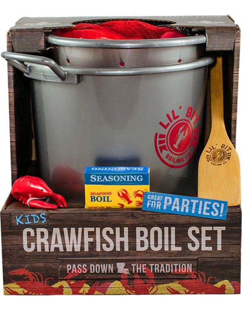 Li'l Bit Crawfish Boil Set