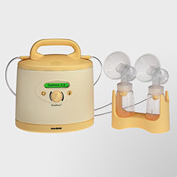 Medela Symphony hospital-grade breast pump rental
