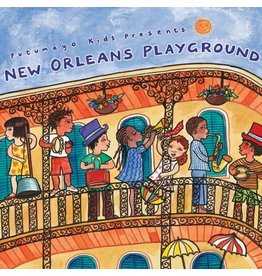 New Orleans Playground Music CD