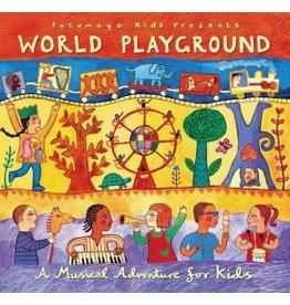 putumayo World Playground Music CD