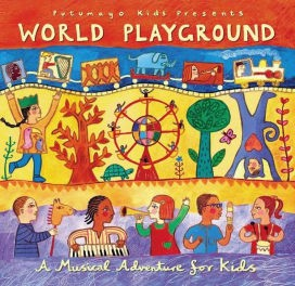 putumayo World Playground Music CD